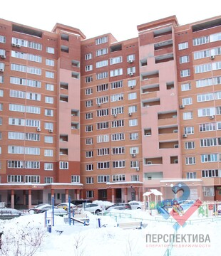 Продаётся 1-комнатная квартира общей площадью 45,2 кв.м.