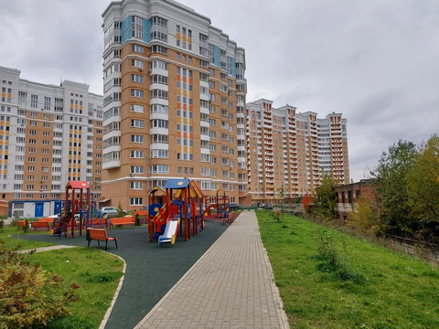 1-комнатная квартира, 46 кв.м., в ЖК в мкр. Царицыно