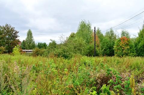 Продам участок ИЖС 13.7 соток в д.Желябино что в 18 км от МКАД