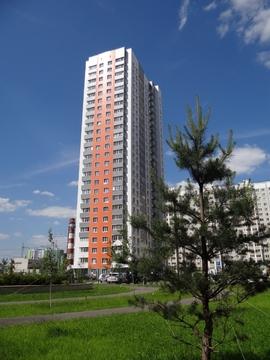 1-комнатная квартира, 42 кв.м., в ЖК «Бутово-Парк 2»
