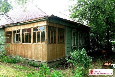 Часть дома. г. Раменское, ул. 100-й Свирской Дивизии