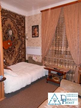 2-комнатная квартира в городе Люберцы на огороженной территории.