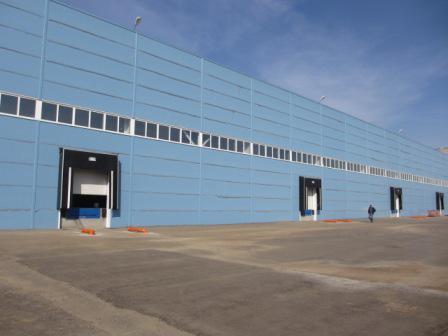 Теплый склад 6 700 м2 на 3,2 Га в Лобне