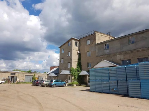 Продажа произв-складского комплекса 3800 м2 в Лосино-Петровском