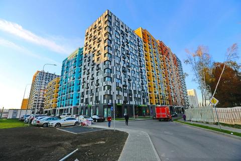 """1-комнатная квартира, 37 кв.м., в ЖК """"ЛУЧИ"""""""