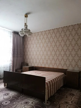 Ул. Клязьминская дом 7к2 трехкомнатная квартира 75 кв.м.