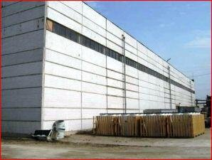 Теплый склад 8 800 м2 на 2,7 Га с кран-балкой и ж/д в Люберцах