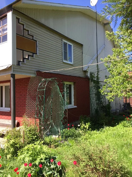 Жилой дом г. Наро-Фоминск, ул Погодина