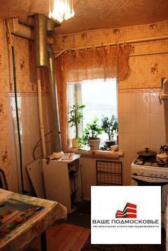Трехкомнатная квартира в деревне Клеменово