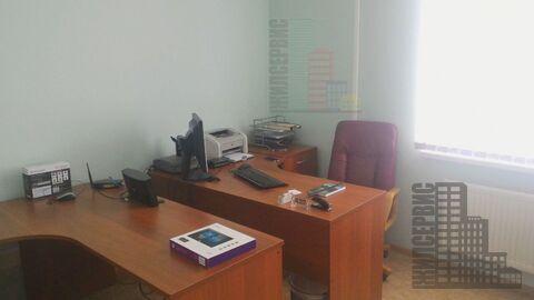 Офис с мебелью в бизнес-центре у метро Калужская