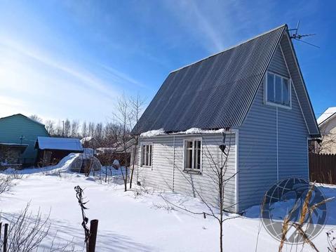 Продаётся дом с отдельно стоящей баней на участке в СНТ Дружба- Зио
