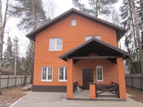 Продается 2 этажный дом в самом зеленом районе Подмосковья