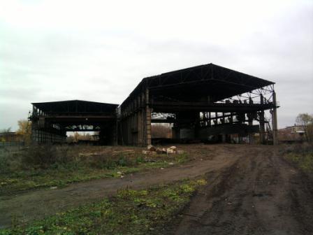 Производственный комплекс 11.000 м2 на 5,4 Га с ж/д в г.Коломна