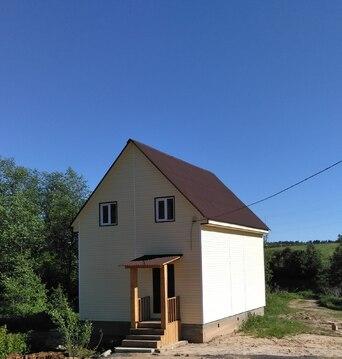 Купить дом из бруса в Солнечногорском районе д. Пешки