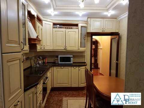 3-комнатная квартира в пешей доступности до ж/д станции Красково