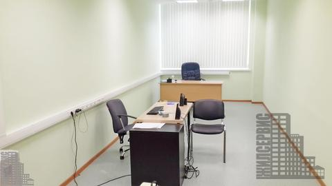 Офис в бизнес-центре у метро Калужская