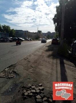 В черте г.Пушкино, ул.Учинская продается земельный участок промназначе