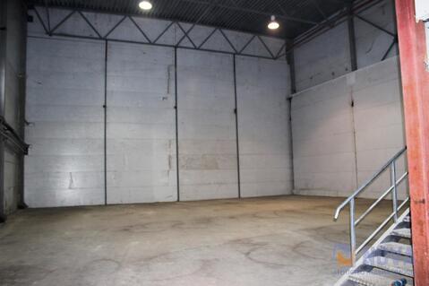 Сдается складское помещение В+, высота 6 метров.