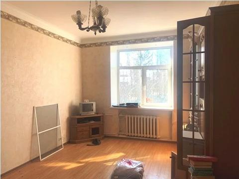 Однокомнатная квартира на улице Смычка