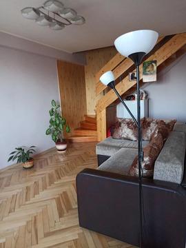 Двухуровневая квартира в центре Москвы