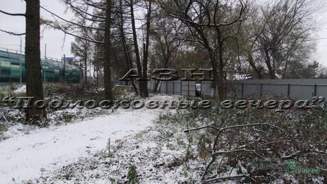 Минское ш. 5 км от МКАД, Баковка, Участок 18 сот.