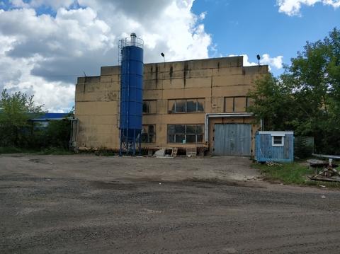 Сдается в аренду произв.помещение 1866 кв.м. в г.Дедовск, 4560 руб.