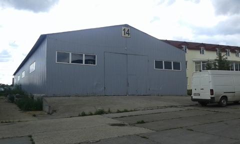 Сдается ! Складское помещение -350 кв.м Высота 5,2 м.