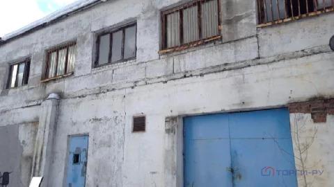 Продажа производственного помещения, Пл. Северянин