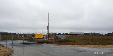 Пром. участок 3 Га с коммуникациями в 55 км по Киевскому шоссе
