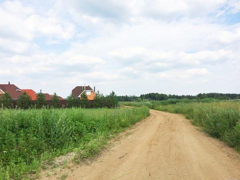 Участок 10 соток, в д. Сурмино, 39 км. от МКАД по Дмитровскому шоссе