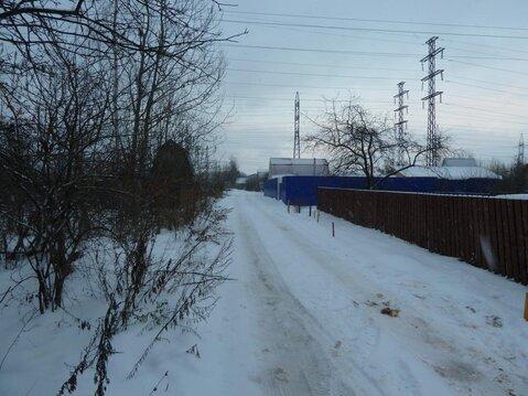 Продается зем. участок в Ногинск г, Березка-2 СНТ