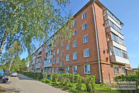 Однокомнатная квартира в деревне Красная Гора Волоколамского района