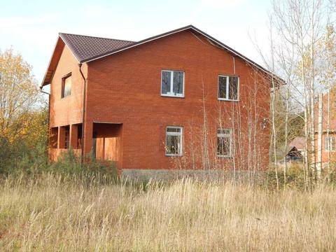 Новый дом 257 кв на 18 сот в д.Константиново