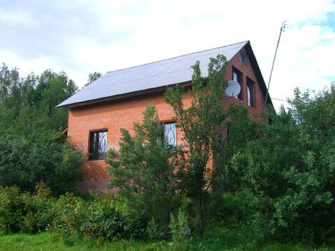 Дом в дер. Верзилово, Ступино.