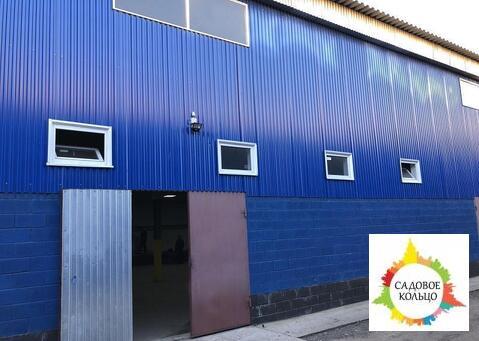 Теплое производственно-складское помещение от 96 м2 до 320 м2 в аренду