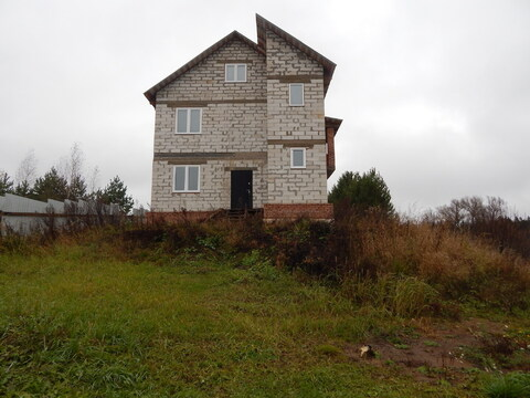 Цена снижена! Четырехэтажный дом 300 кв на 18 сотках в д.Бельково