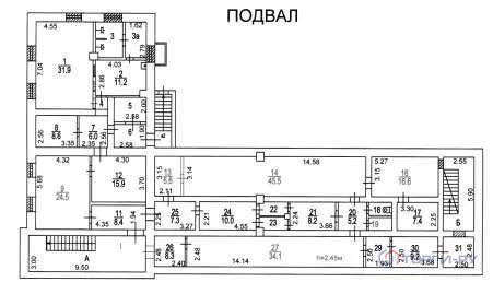 Продажа офиса, Ул. Бирюлевская