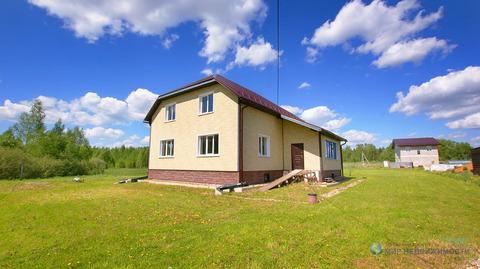 Дом 322 кв.м. на участке 20 сот. в с. Осташево Волоколамского г.о. М
