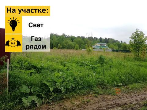 Продается участок 14 соток д. Бегичево.