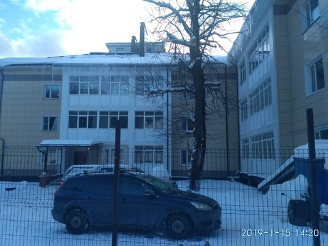 Двухкомнатная квартира д.Бородино