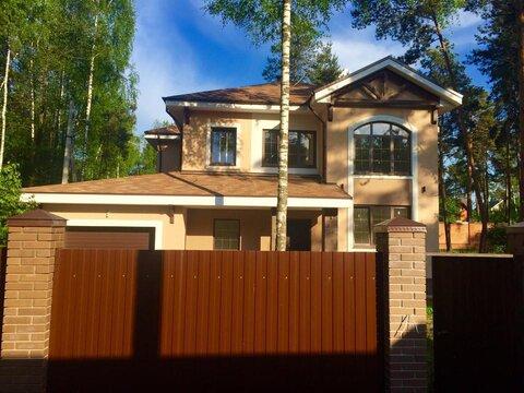 Новый коттедж 260 кв м п. Малаховка ПМЖ