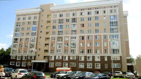 1-комнатная квартира, 35 кв.м., в ЖК «Николин Парк»