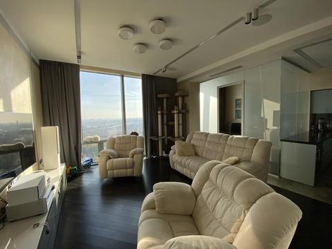 """3-комнатная квартира, 110 кв.м., в ЖК """"Дом на Мосфильмовской"""""""
