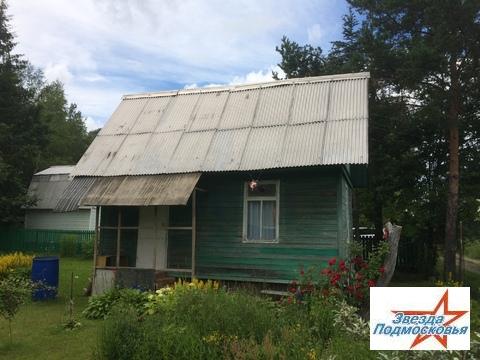 Дачный деревянный дом 2 этажа д.Щетнево Дмитровский р-н