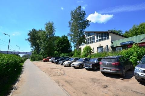 Сдается в аренду отдельно стоящее здание 720 кв.м. плюс 120 кв.м. Икша