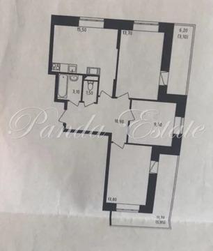 Люберцы, 3-х комнатная квартира, Каштановая улица д.6/2, 10000000 руб.