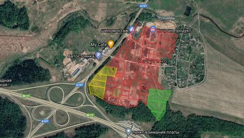 Продажа зем.участка от. 0,4 Га промка в 34 км от МКАД на Ленинградке