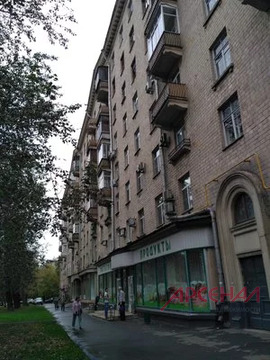 Продается 2-хкомнатная квартира с евроремонтом в сталинском доме у .