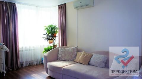 Продаётся 1-комнатная квартира общей площадью 52,4 кв.м.