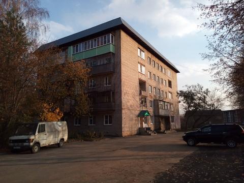 Сдается 3-комнатная квартира в п.Строитель